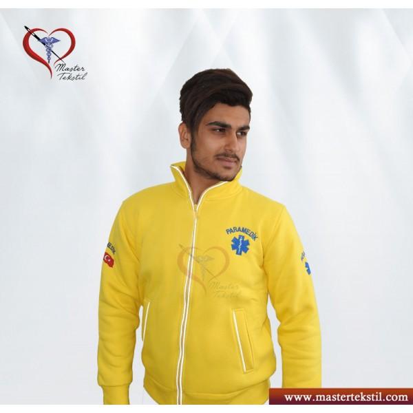 Paramedik Sarı Ceket